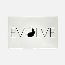 Evolve Balance Rectangle Magnet