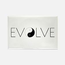 Evolve Balance Rectangle Magnet (10 pack)