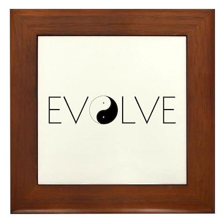 Evolve Balance Framed Tile