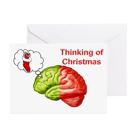 Think Greeting Cards (Pk of 10)