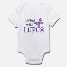 Living with Lupus Infant Bodysuit