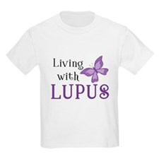 Living with Lupus T-Shirt