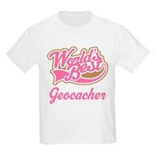 Worlds Best Geocacher T-Shirt