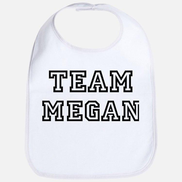 Team Megan Bib