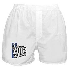 Corvette Z06 Boxer Shorts