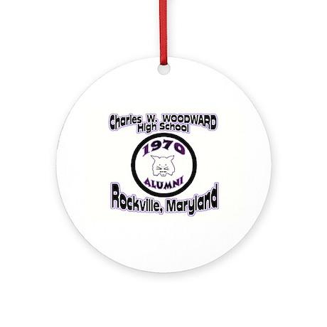 CWW 1970 Ornament (Round)