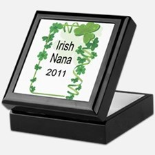 IRISH NANA 2011 Keepsake Box