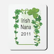 IRISH NANA 2011 Mousepad