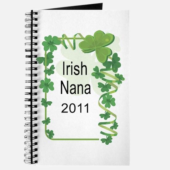 IRISH NANA 2011 Journal