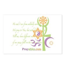 Multi-Faith: Postcards (Package of 8)