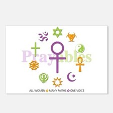 Faith Circle: Postcards (Package of 8)