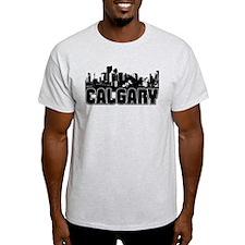 Calgary Skyline T-Shirt
