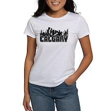 Calgary Skyline Tee