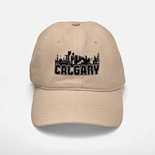 Calgary Skyline Baseball Baseball Cap