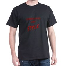 Hairdressers have Style T-Shirt