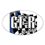 GTR Racing Sticker (Oval 10 pk)