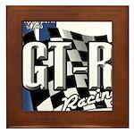 GTR Racing Framed Tile
