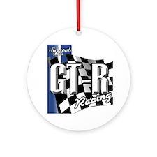 GTR Racing Ornament (Round)