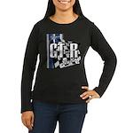 GTR Racing Women's Long Sleeve Dark T-Shirt