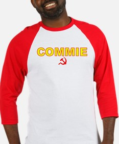 Commie - Sickle Baseball Jersey