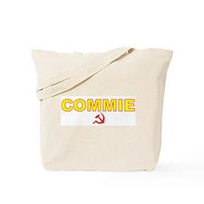 Commie - Sickle Tote Bag