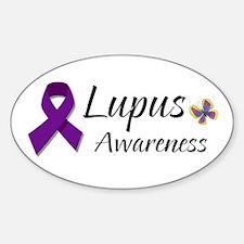 Lupus Awareness Decal