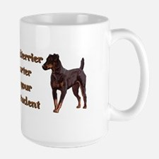 Smart Jagdterrer Large Mug