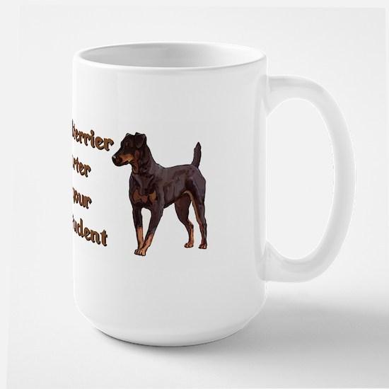 Smart Jagdterrer Large Mug