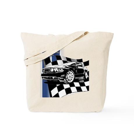 Mustang 2011 Tote Bag