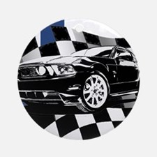 Mustang 2011 Ornament (Round)