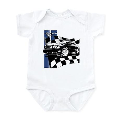 Mustang 2011 Infant Bodysuit