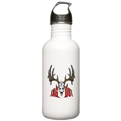Whitetail Deer,Tag out Water Bottle