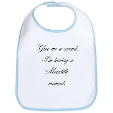 Meredith Moment Bib