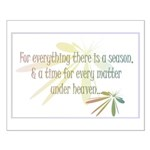 For everything there is a season Small Poster