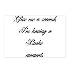 Burke Moment Postcards (Package of 8)