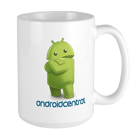 Android Central Large Mug