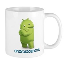 The Android Central Small Mug