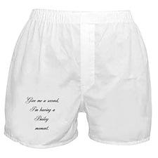 Bailey Moment Boxer Shorts