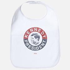 JFK for President Bib