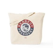 JFK for President Tote Bag