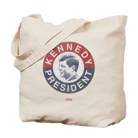 JFK for President Tote Bag