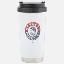 JFK for President Travel Mug