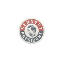 JFK for President Mini Button (10 pack)