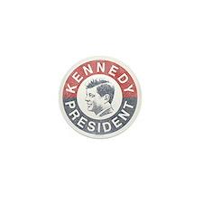 JFK for President Mini Button