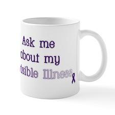 Invisible Illness - Lupus Mug