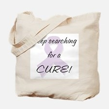 Searching for a Cure (Lupus) Tote Bag