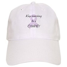 Searching for a Cure (Lupus) Baseball Cap