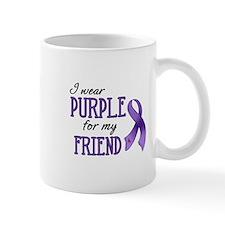 Wear Purple - Friend Mug