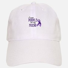 Wear Purple - Friend Baseball Baseball Cap