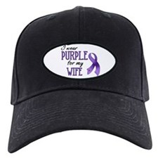 Wear Purple - Wife Baseball Hat
